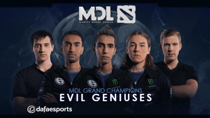 MDL Champions EG