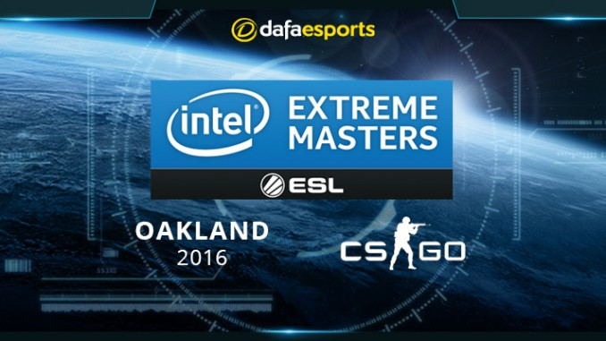 Everything you need to know - IEM Oakland CS:GO