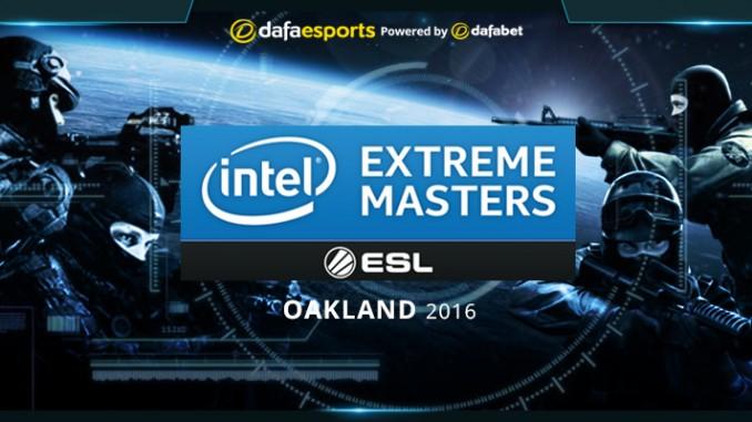 IEM Oakland 2016 - Meet the Teams