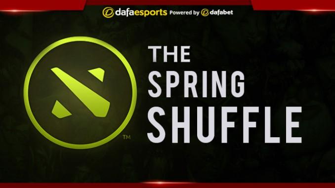 Dota 2 Spring Shuffle (pre-Kiev Major) Update