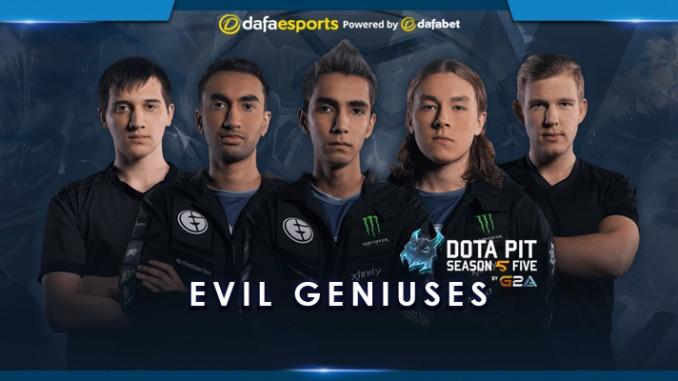 Meet EG, the Dota Pit League Season 5 champions