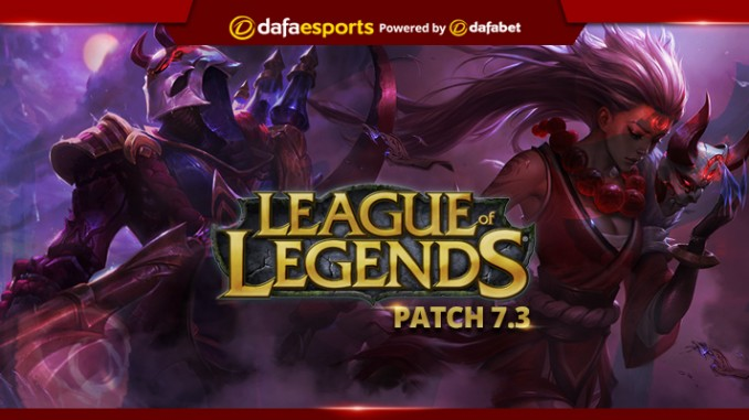 League of Legends Patch 7.3