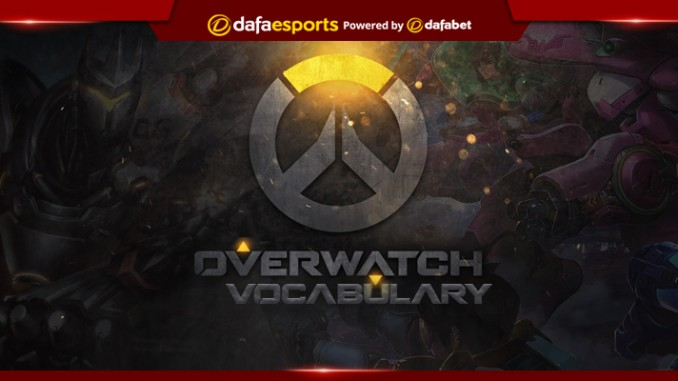 Overwatch Vocabulary for Beginners