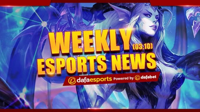 Weekly eSports Recap - Mar. 10, 2017