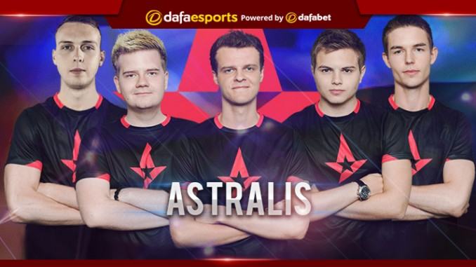How Astralis reached the top ranks
