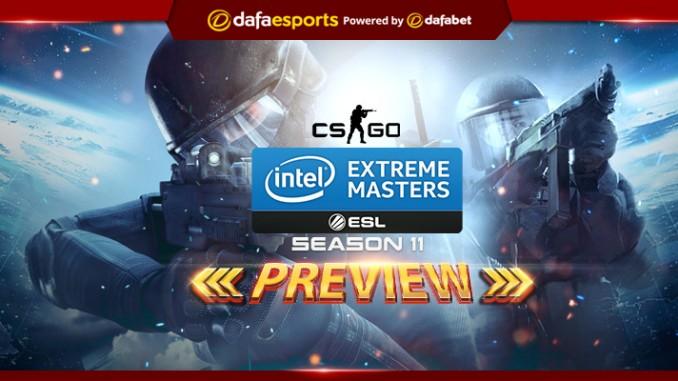 CS:GO IEM Katowice Season 11 Preview