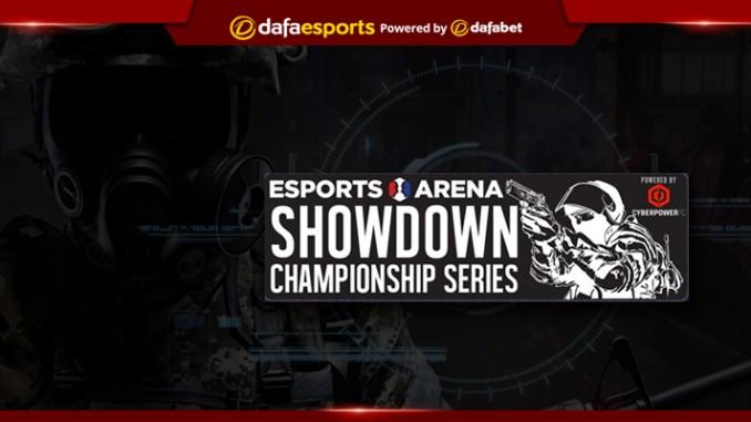 EsportsArena Santa Ana Showdown V