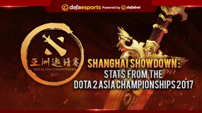 Shanghai Showdown: Stats from DAC 2017