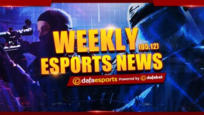 Weekly News Recap - May 12, 2017