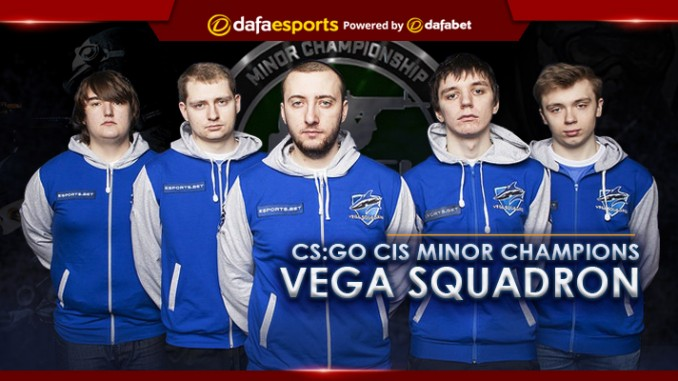 CS:GO CIS Minor Championship 2017 Winners
