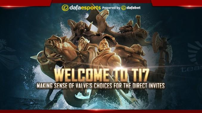 TI7 Direct Invites
