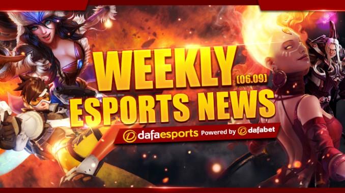 Weekly News Recap - June 9, 2017