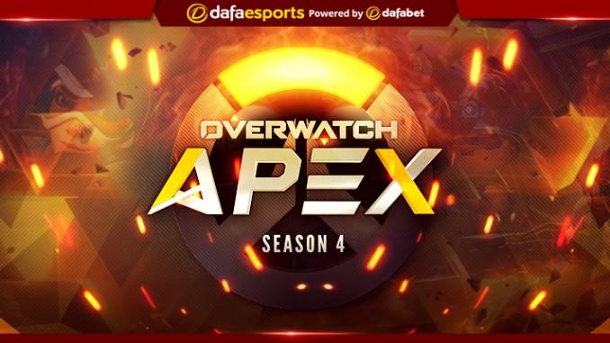 Overwatch APEX Season 4