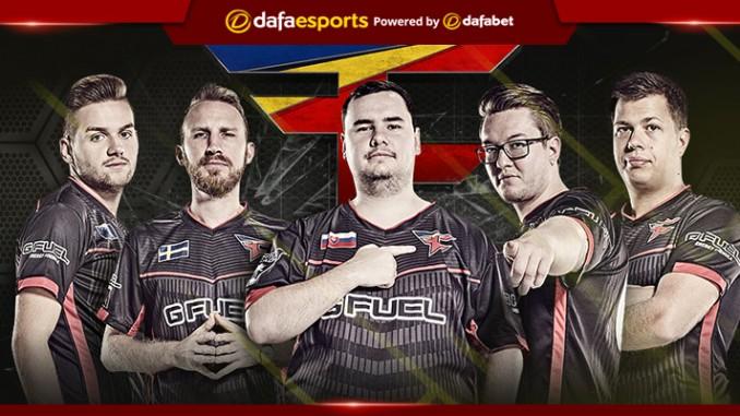 Intel Extreme Masters Season XIII Sydney faze clan