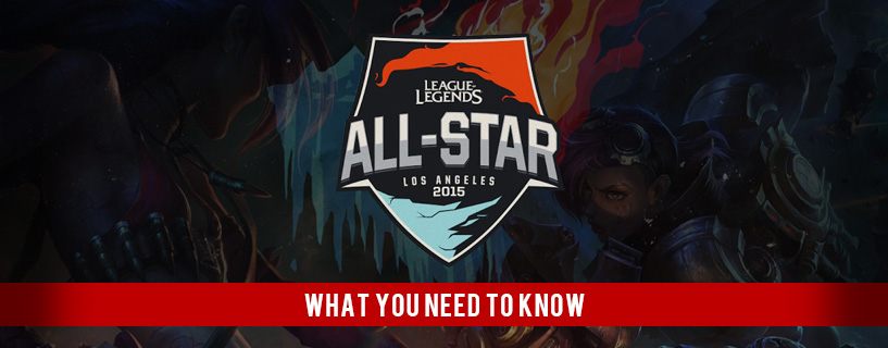 Everything you need to know about the LoL All-Star Event
