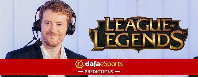 League of Legends Predictions