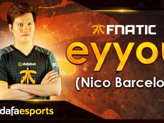 """Nico """"eyyou"""" Barcelon"""