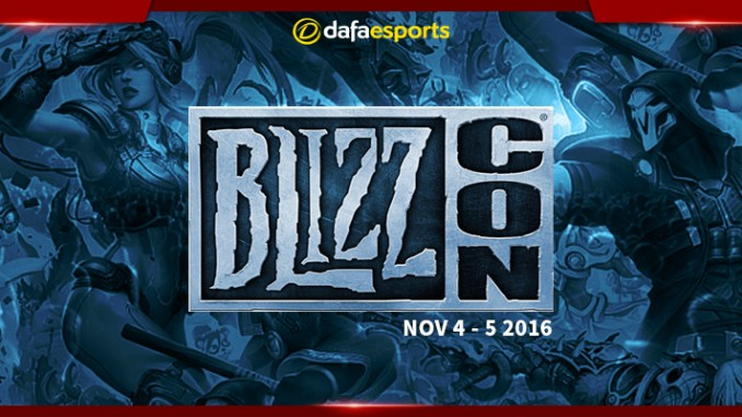 Blizzcon 2016 - General Event Information