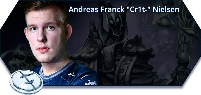 "Andreas Franck ""Cr1t-"" Nielsen / Rubick"