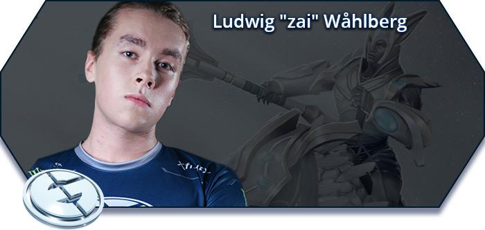 "Ludwig ""zai"" Wåhlberg / Chen"