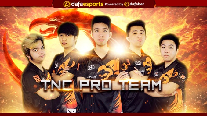 Meet TnC – the Brightest Dota 2 stars in the Philippines