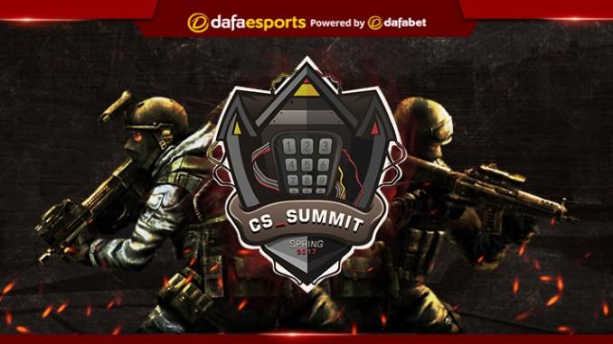 Bloody Trek: Eight teams clash in cs_summit