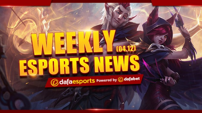 Weekly News Recap - April 12, 2017