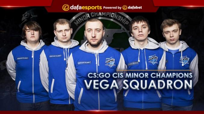 CS:GO CIS Minor Championship 2017 Winners