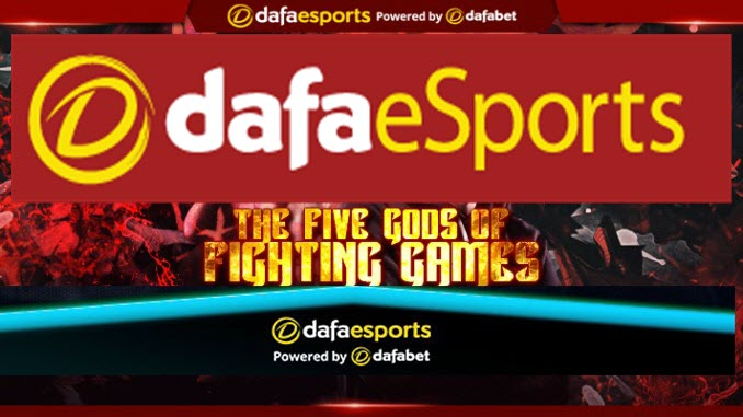Five Gods of Fighting Games - Nuki esports news