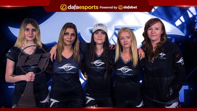 DreamLeague 9 Winners - Team Secret