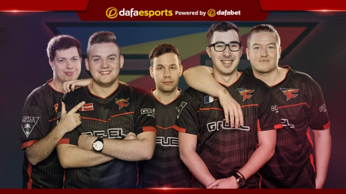 ESL Pro League Season 7 EU Week 7 faze clan