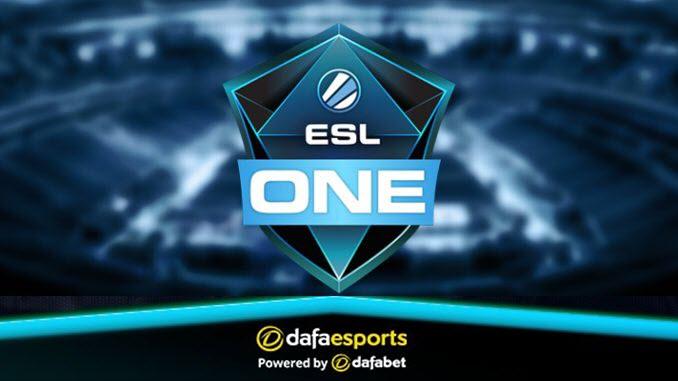 ESL 2019中国资格赛一阶段