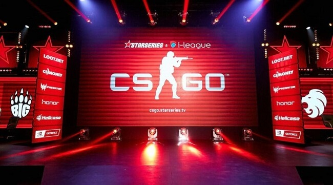 CS GO StarSeries i-League第八季以