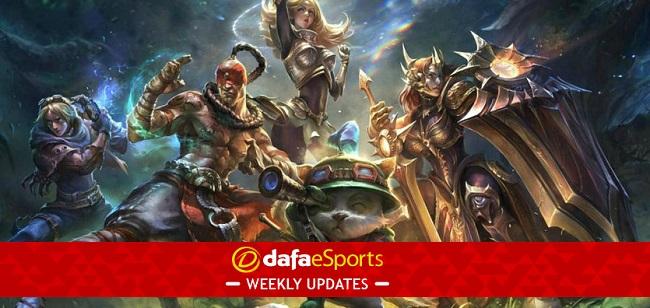 2020 League of Legends World Championship